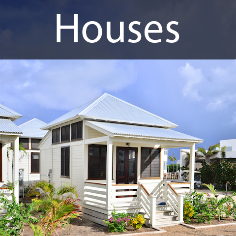 Caribbean homes and exports for Belizean style house plans